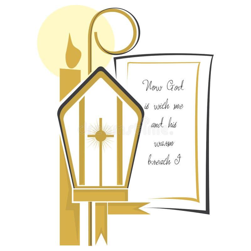 Religia ilustracja wektor
