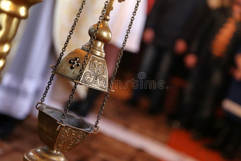 Religia chrystianizmu kościół fotografia stock