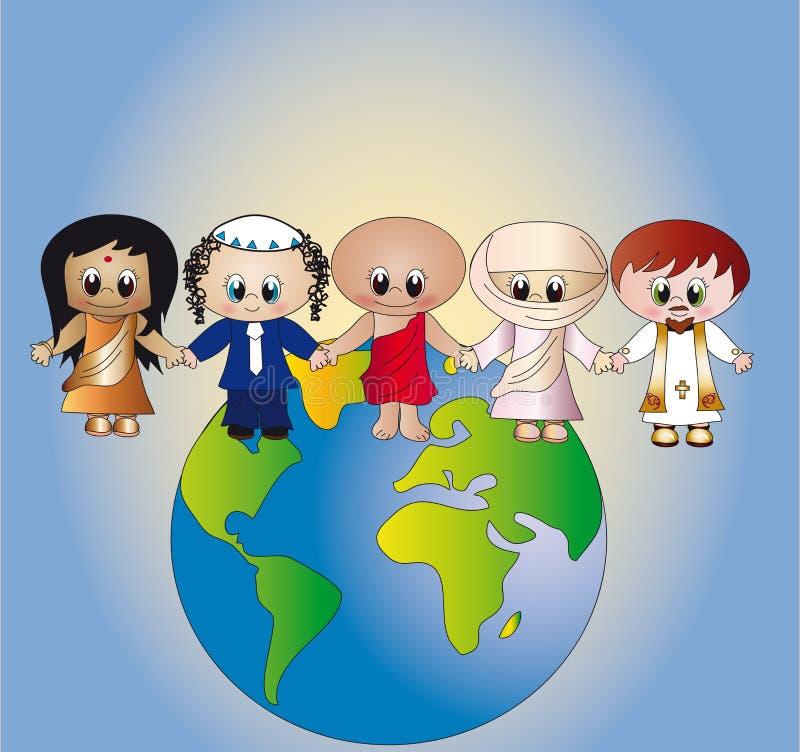 religie ilustracja wektor