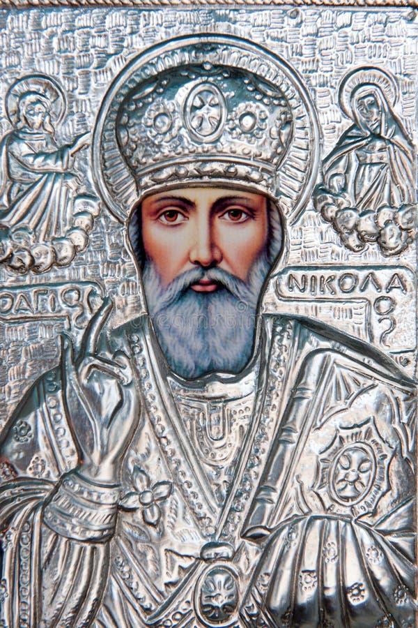 religijna grecka ikona zdjęcia royalty free