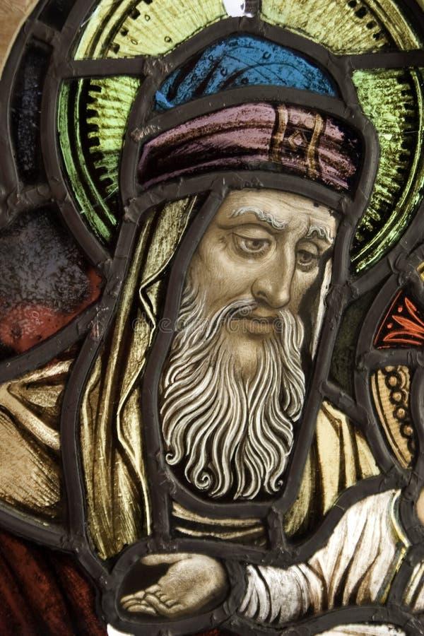 religijny szkła fotografia stock