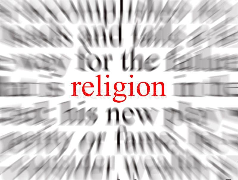 Religion illustration stock