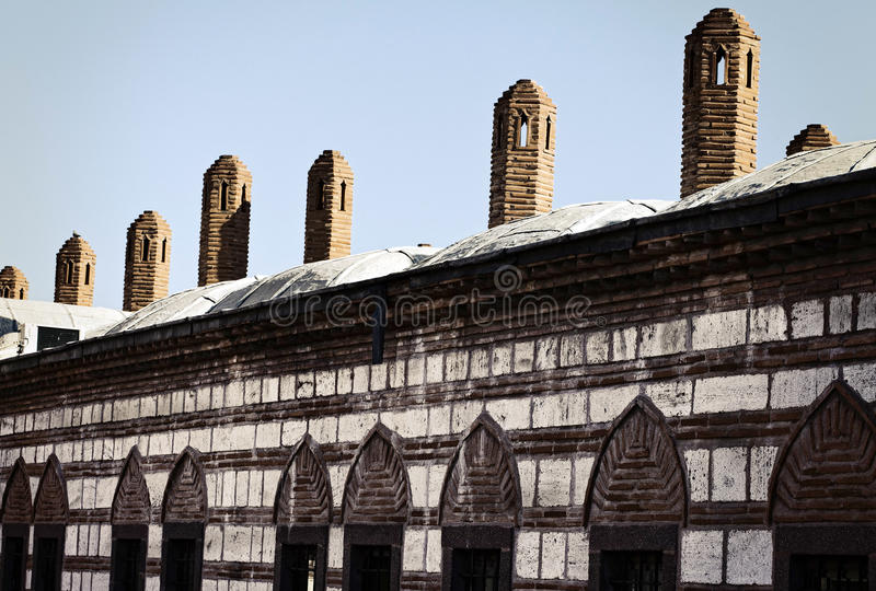 Religion för symbol för moskébyggnadsislam royaltyfri foto