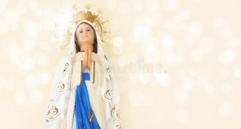 Download Religion Holy Mary Statue Stock Photos - Image: 21077773
