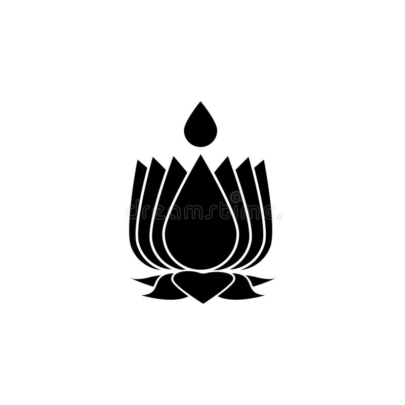 Religion symbol, ayyavazhi icon. Element of religion symbol illustration. Signs and symbols icon can be used for web, logo, mobile. App, UI, UX on white vector illustration
