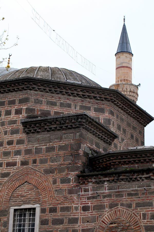 Religione di simbolo di Islam della costruzione della moschea immagine stock libera da diritti