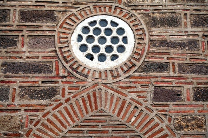Religione di simbolo di Islam della costruzione della moschea fotografia stock