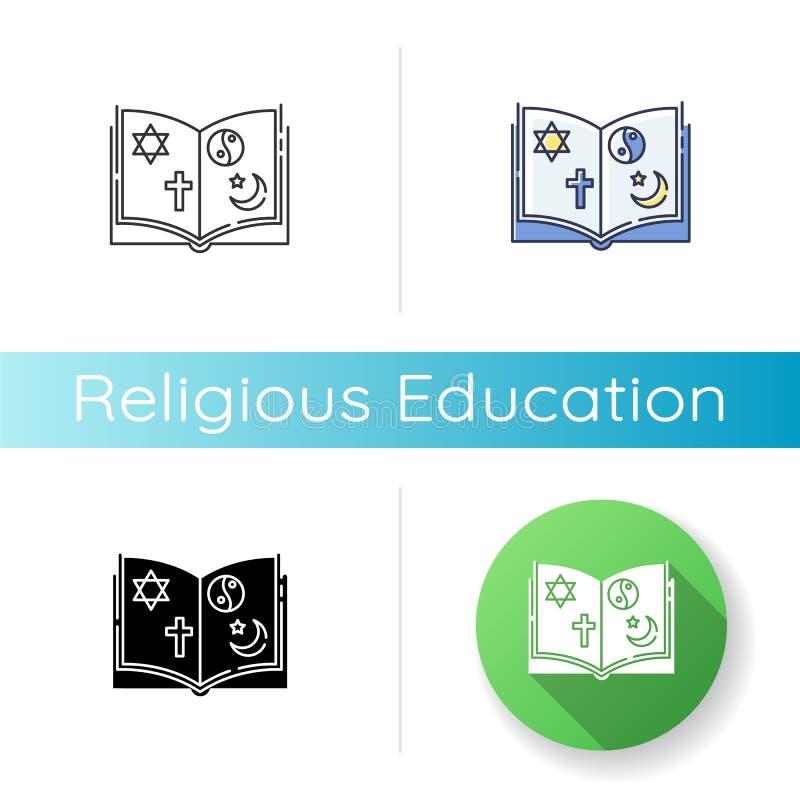 Religious Education Stock Illustration. Illustration Of