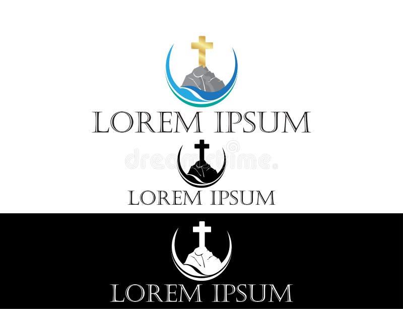 Religious icon vector illustration