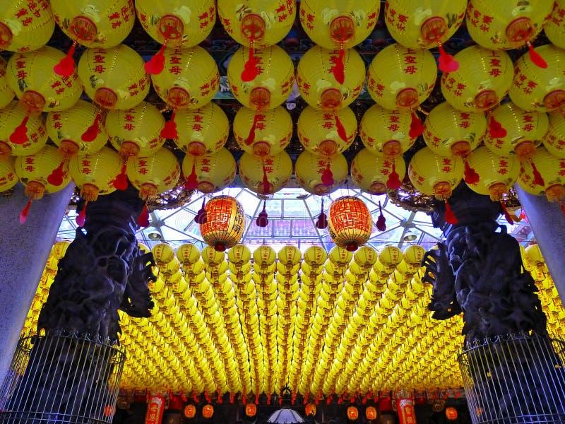 Download Religious lanterns stock photo. Image of buddha, guard - 24203170