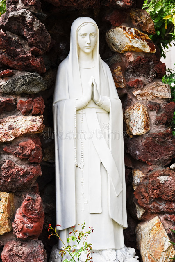 Religious Sculpture Stock Images