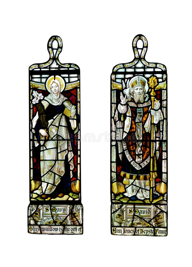 Download Religious Stained Glass Windows, Stock Image - Image: 11541591