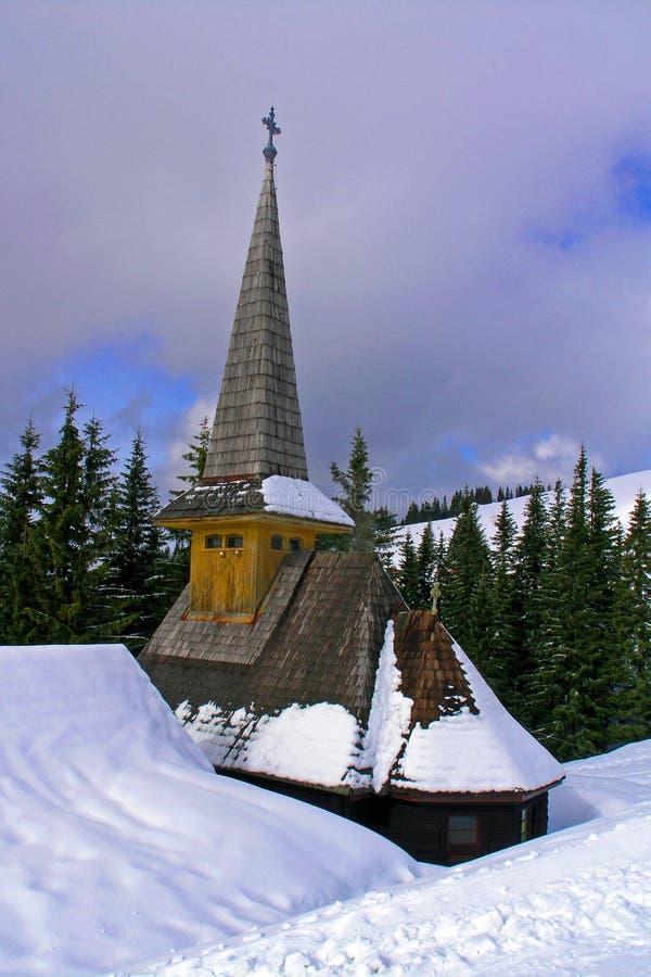 Download Religious winter stock photo. Image of mountainous, facade - 7493324