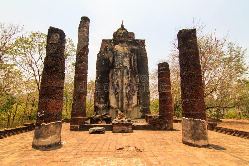 Reliques de Bouddha photo libre de droits