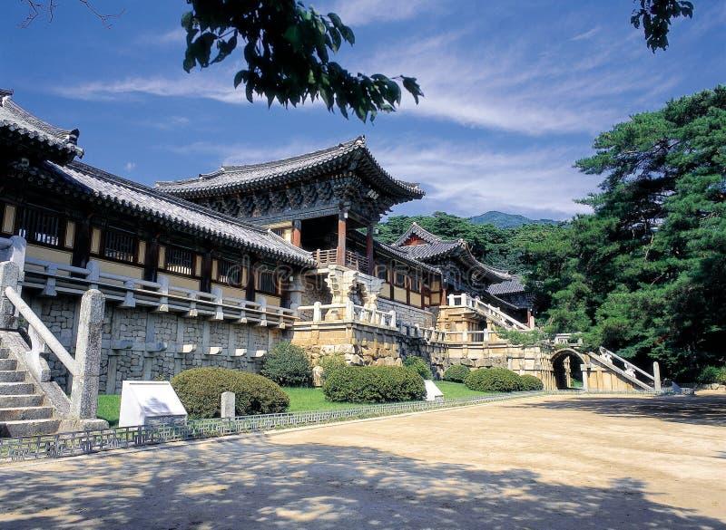Reliquia coreana immagini stock libere da diritti