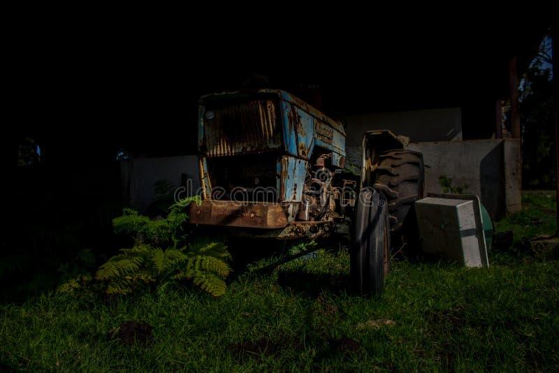 Reliquia del tractor fotos de archivo libres de regalías