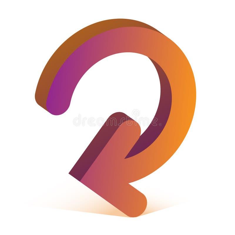 Reload Symbol Stock Photo