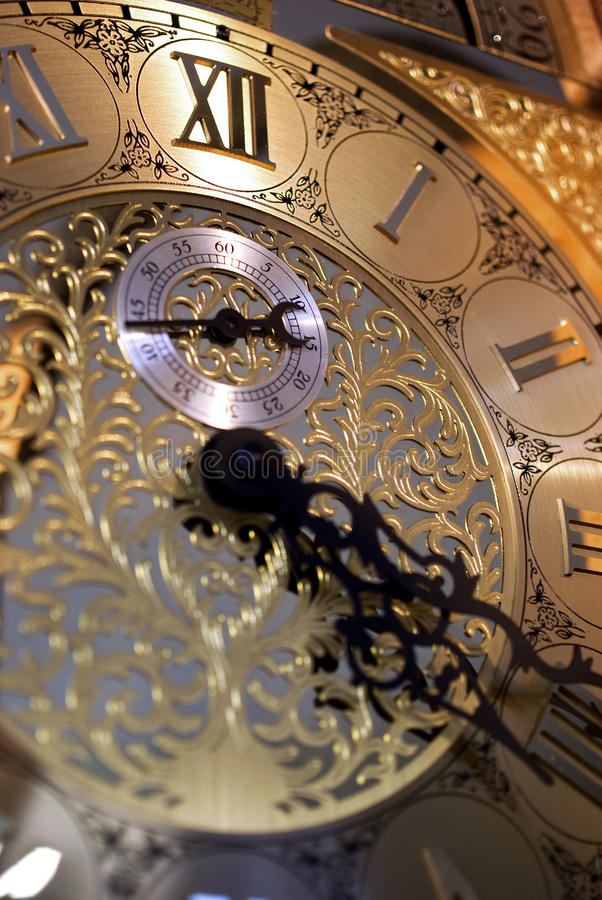 Reloj imagen de archivo libre de regalías