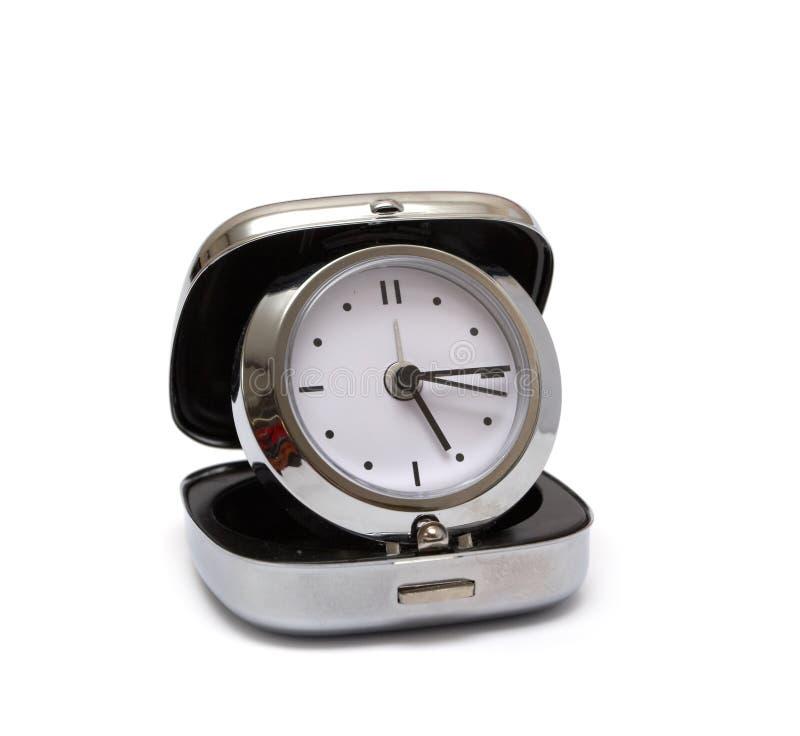 Download Reloj imagen de archivo. Imagen de blanco, dial, metal - 7277745