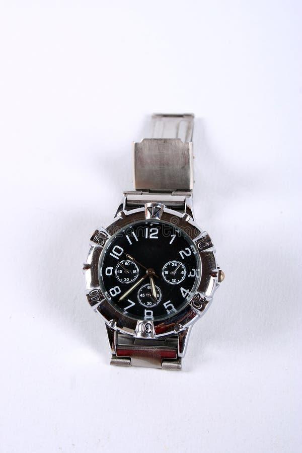 Download Reloj foto de archivo. Imagen de hora, reloj, blanco, encima - 7284214