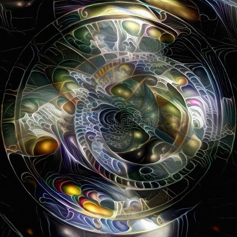 Reloj astronómico libre illustration