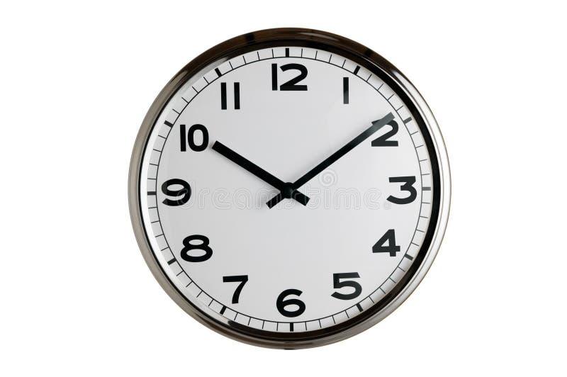Reloj clásico foto de archivo libre de regalías