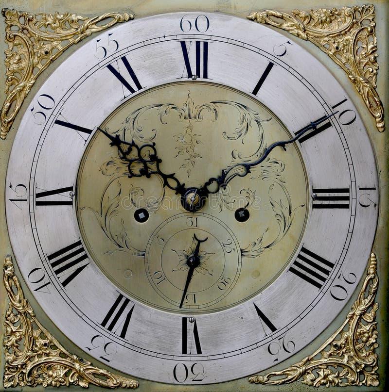 Reloj de abuelo imagenes de archivo