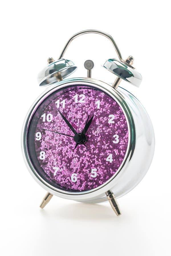 Download Reloj de alarma clásico imagen de archivo. Imagen de temporizador - 64211981