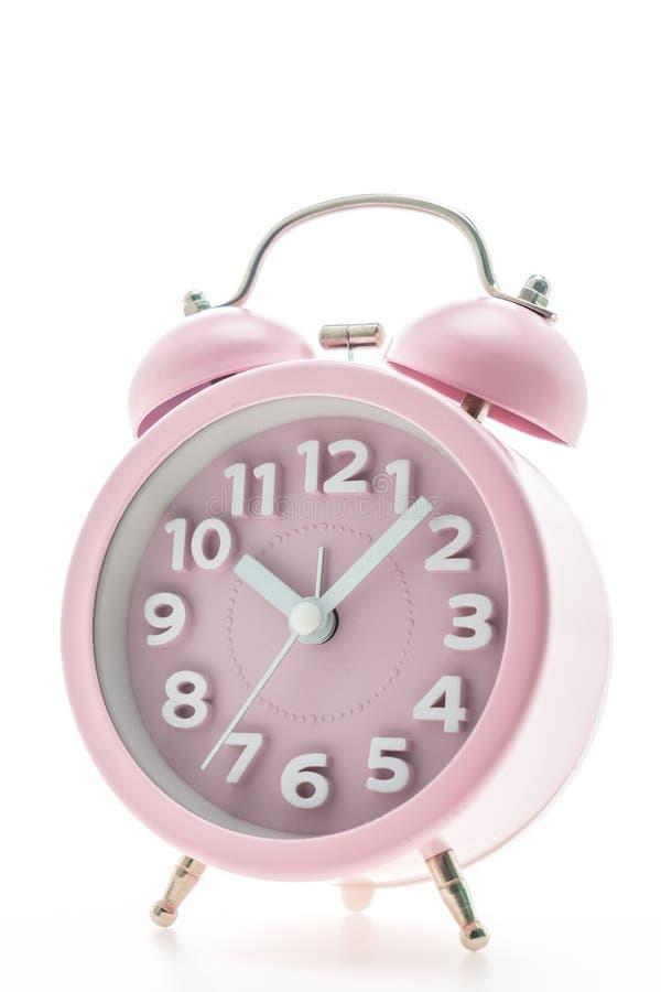 Download Reloj de alarma clásico foto de archivo. Imagen de objeto - 64212072
