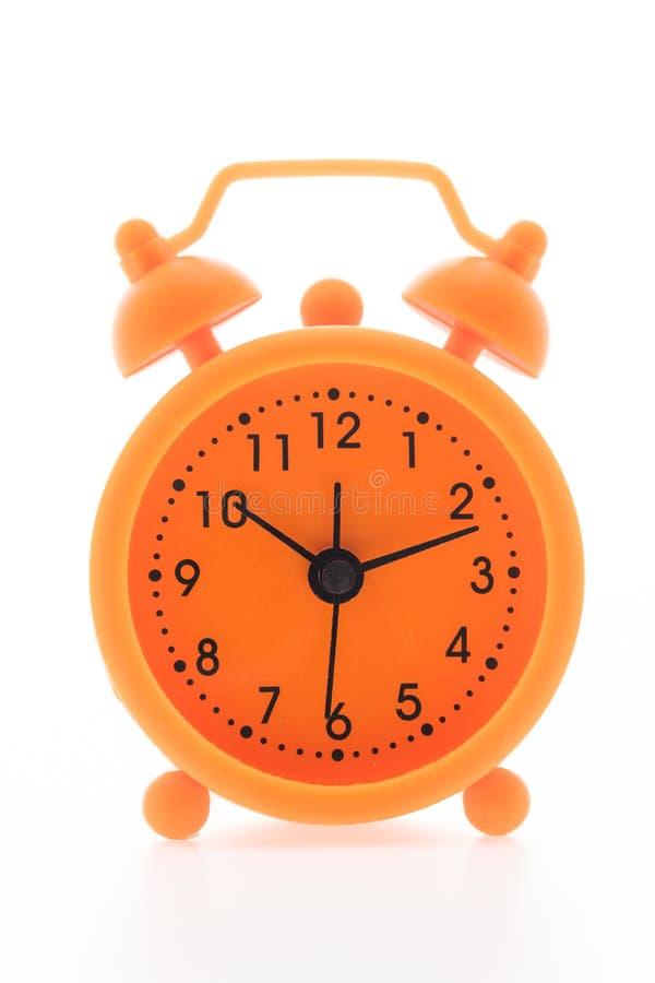 Download Reloj de alarma clásico foto de archivo. Imagen de metal - 64212148