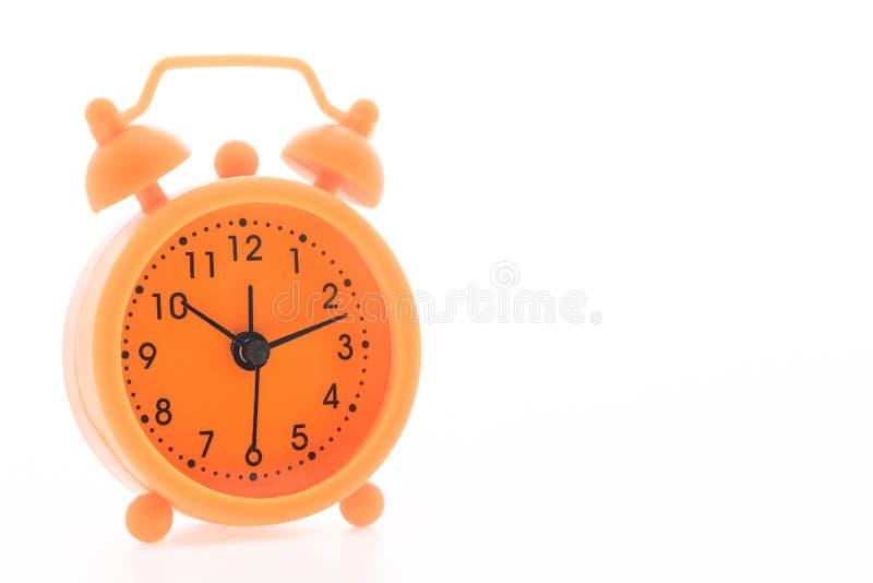 Download Reloj de alarma clásico imagen de archivo. Imagen de tiempo - 64212153