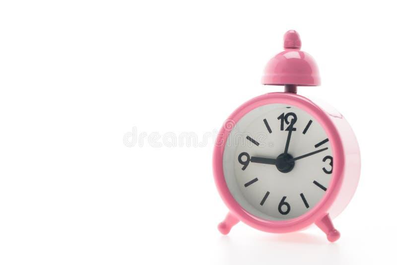 Download Reloj de alarma clásico imagen de archivo. Imagen de fondo - 64212291
