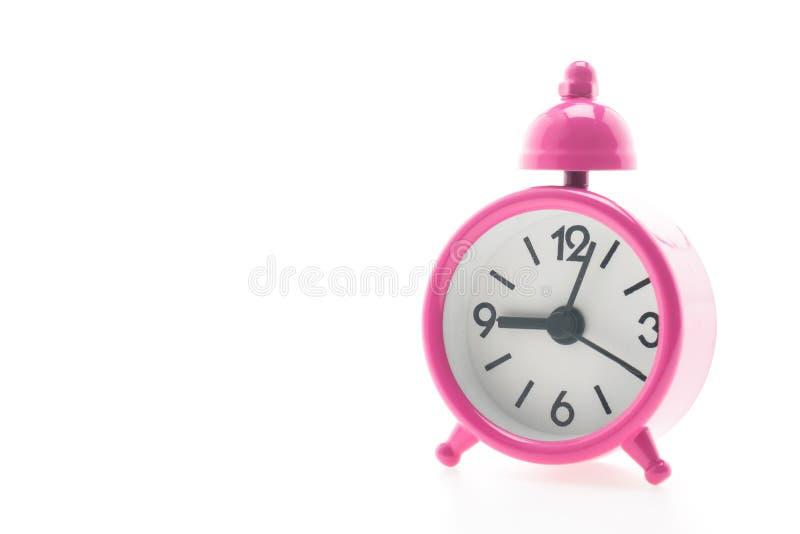 Download Reloj de alarma clásico imagen de archivo. Imagen de aislado - 64212309