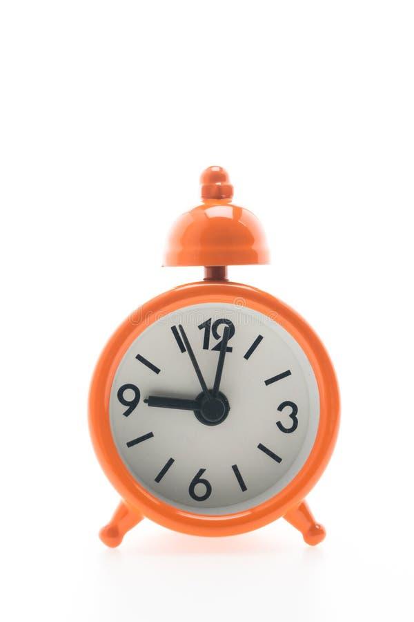 Download Reloj de alarma clásico imagen de archivo. Imagen de vendimia - 64212319