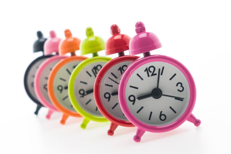 Download Reloj de alarma clásico imagen de archivo. Imagen de sueño - 64212367