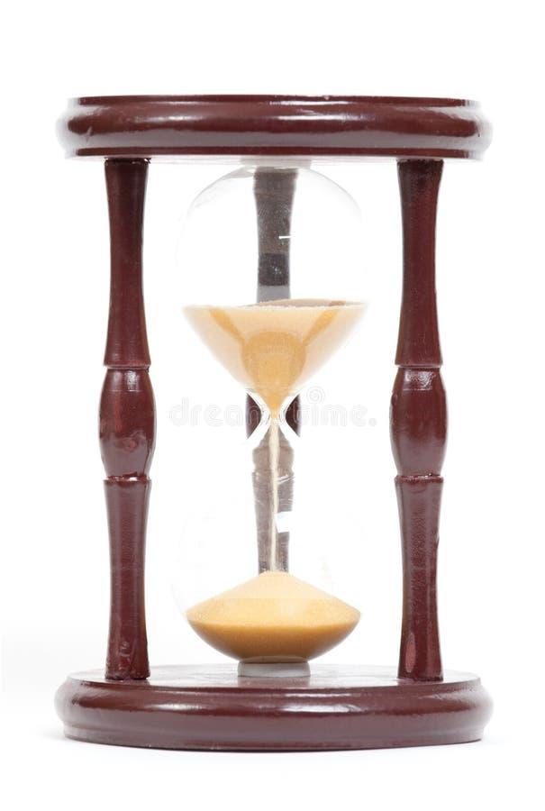 Reloj de arena fotografía de archivo libre de regalías