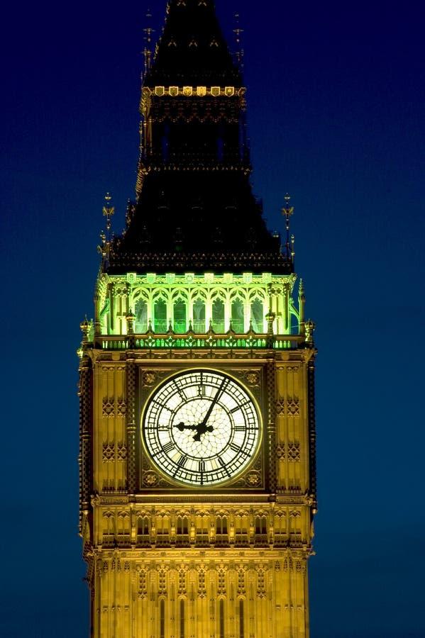 Reloj de Ben grande imagen de archivo