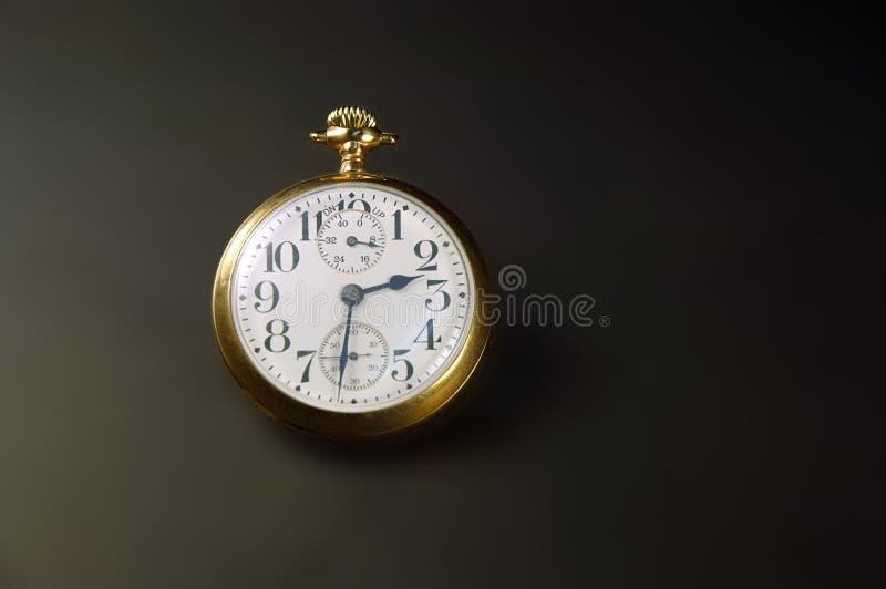 Download Reloj de bolsillo foto de archivo. Imagen de minutos, antigüedad - 1296482