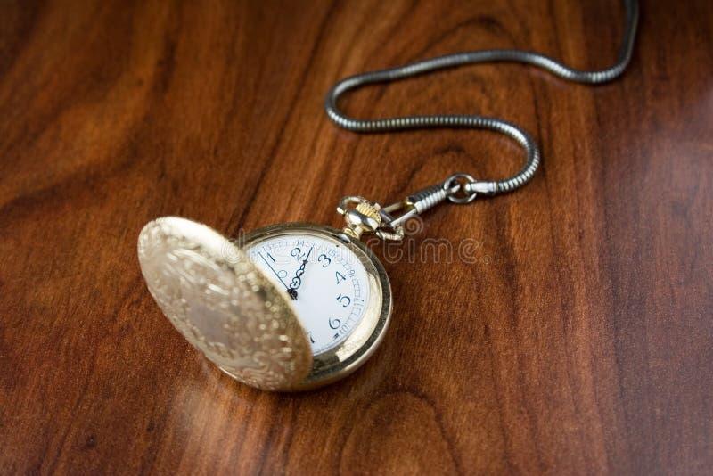 Reloj de bolsillo imágenes de archivo libres de regalías