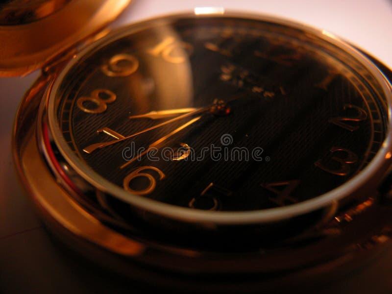 Reloj De Bolsillo Foto de archivo libre de regalías