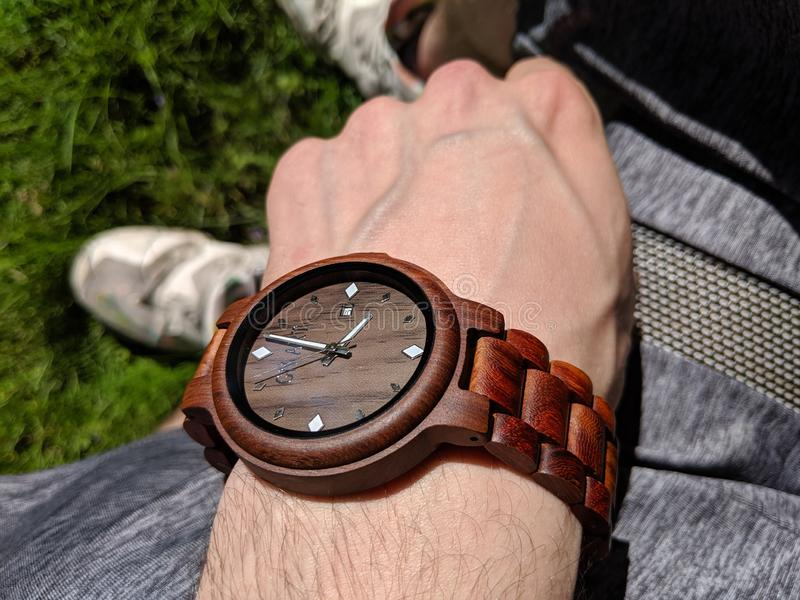 Reloj de Gnart fotos de archivo libres de regalías