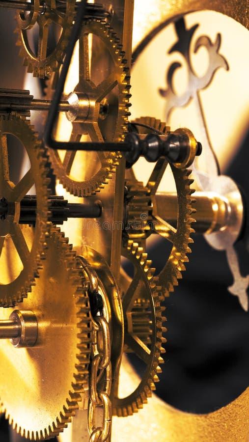 Reloj de la antigüedad imagen de archivo