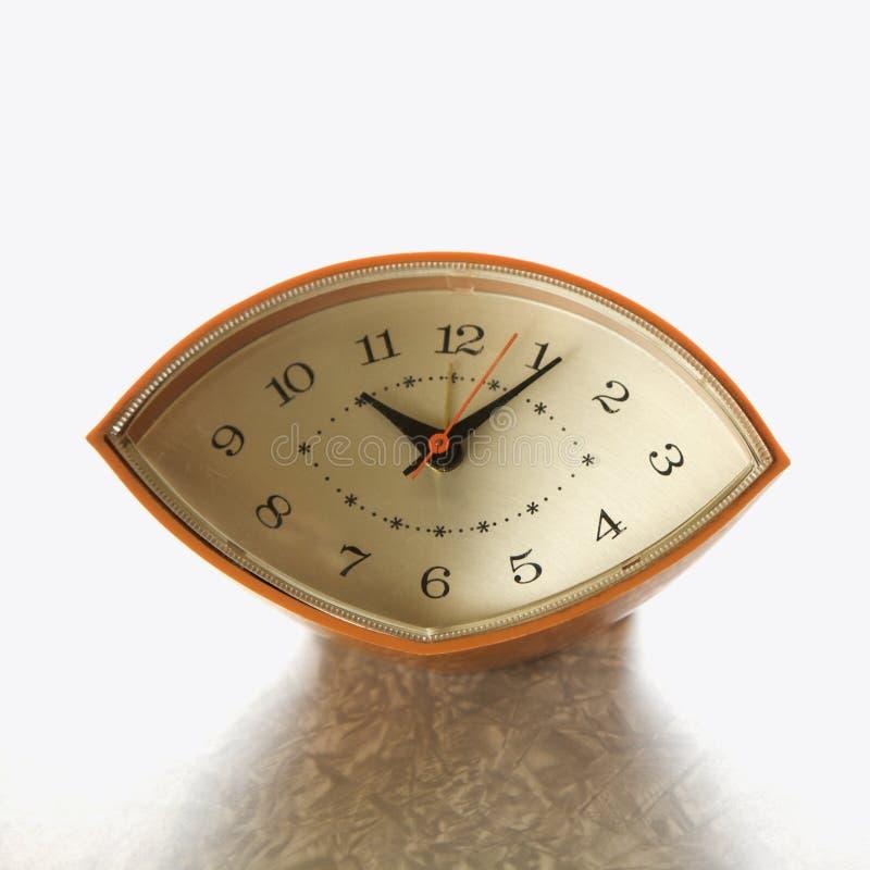 Reloj de la vendimia. imágenes de archivo libres de regalías