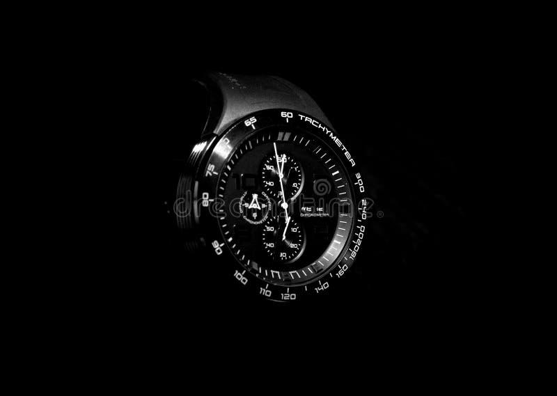 Reloj de lujo foto de archivo