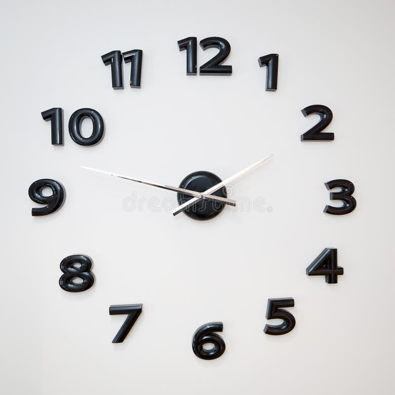 Reloj de pared foto de archivo imagen de dise o tarde - Reloj de pared de diseno ...