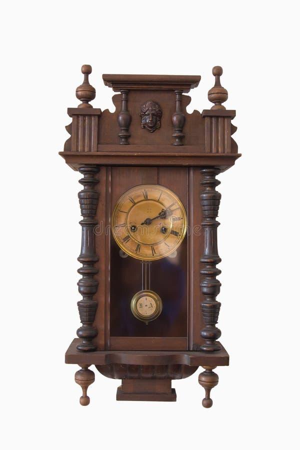 Reloj de pared del carillón imagen de archivo libre de regalías