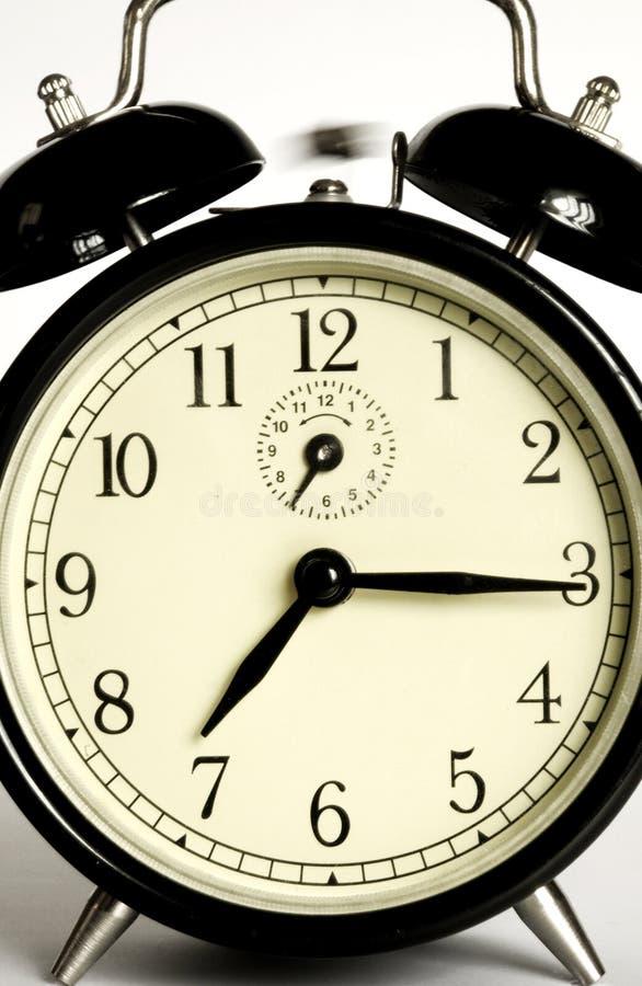 Reloj de sonido foto de archivo