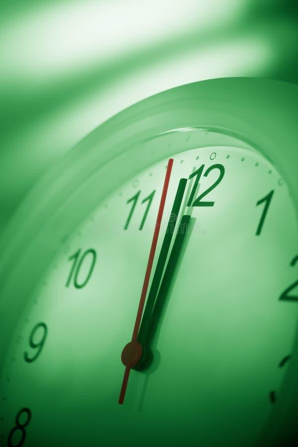 Reloj de tiempo imagen de archivo