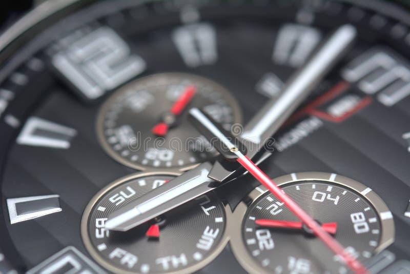 Reloj del deporte imagen de archivo