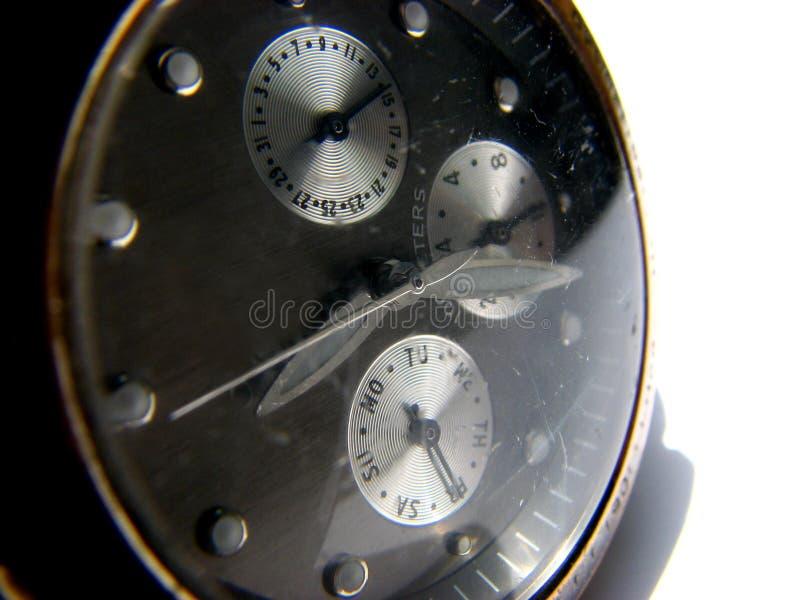 Reloj del taquímetro imágenes de archivo libres de regalías